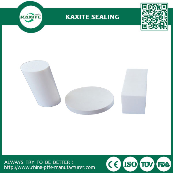 Molding Teflon Ptfe Sheet 4mm - 50mm Skived With Excellent Insulation Property