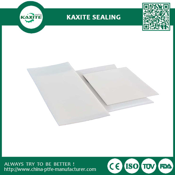 High Temperature Teflon Ptfe Sheet Chemical Resistant With Low Friction Coefficient