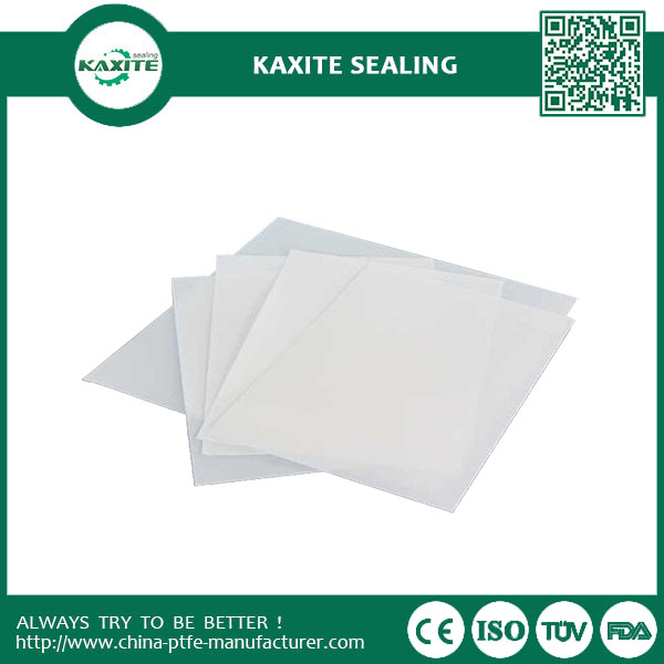 Good Performance Skived Teflon Ptfe Sheet  Recycled Ptfe Moulded Sheet