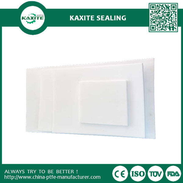 Non-Sticky Teflon Ptfe Sheet Virgin With 0.3mm - 50mm Thickness
