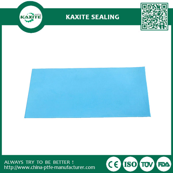 Fibre Glass Teflon PTFE Sheet  Recycled PTFE with ISO14001 Certificate